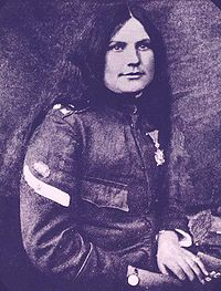 Milunka Savic: WWI veteran / The most decorated female combatant in the history of warfare